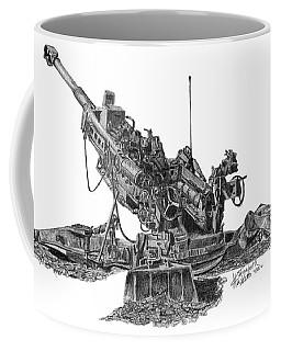 M777a1 Howitzer Coffee Mug