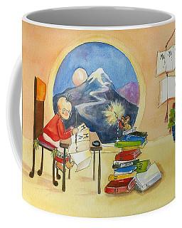 MA  Coffee Mug