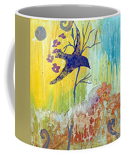 Ma Doh Bird Soars Coffee Mug