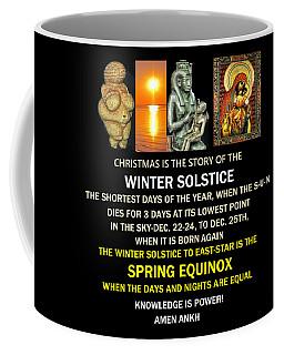 Ma Ra Solstice Coffee Mug