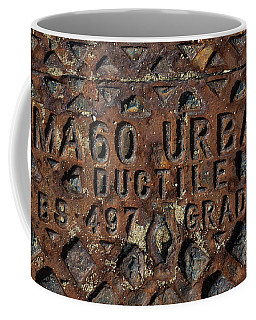Coffee Mug featuring the photograph Ma60 Urban Cover by Wendy Wilton