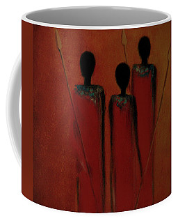 Maasai Trio  Coffee Mug