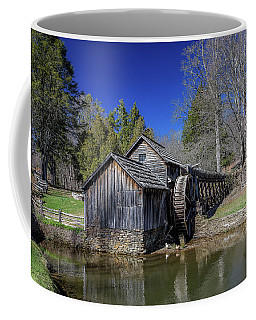 Mabry Mill Late Fall Coffee Mug