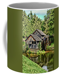 Mabry Mill Coffee Mug by Paul Ward