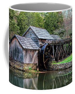 Mabry Mill  Coffee Mug by Robert Loe