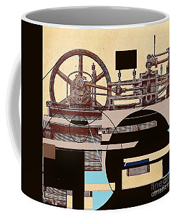 Machine Coffee Mug