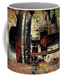 Machine Art Coffee Mug