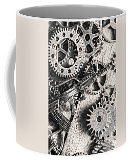 Machines Of Military Precision  Coffee Mug by Jorgo Photography - Wall Art Gallery