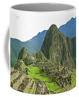Machu Picchu - Iconic View Coffee Mug
