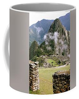 Machu Picchu In The Morning Light Coffee Mug