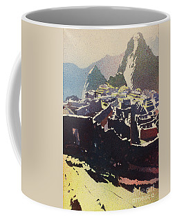 Machu Picchu Morning Coffee Mug