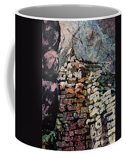 Machu Picchu Ruins- Peru Coffee Mug by Ryan Fox