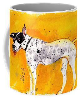 Mack The Pit/dalmatian Coffee Mug