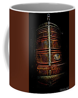 Coffee Mug featuring the photograph Mack Truck by Glenda Wright