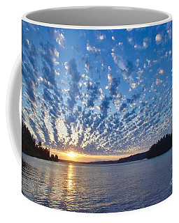 Mackerel Sky Coffee Mug