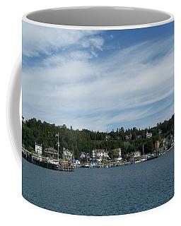Mackinac Island Coffee Mug
