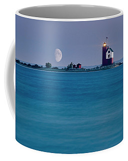 Mackinac Moon Coffee Mug
