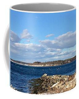 Mackworth Island Falmouth Maine Coffee Mug