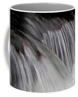 Macro Falls Coffee Mug