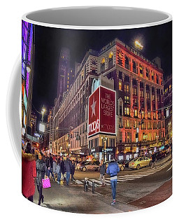 Macy's Of New York Coffee Mug