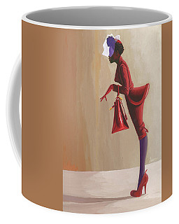 Madame Rouge Coffee Mug