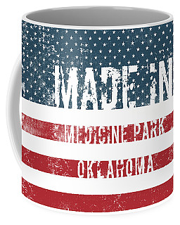 Made In Medicine Park, Oklahoma Coffee Mug