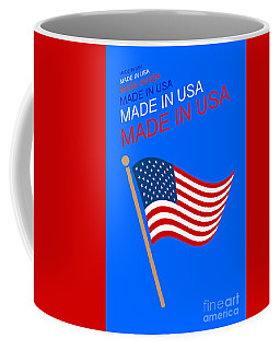 Made In Usa Coffee Mug
