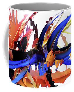 Made Of Steel Coffee Mug