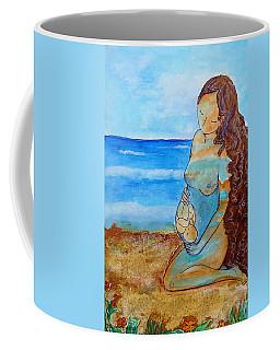 Made Of Water Coffee Mug