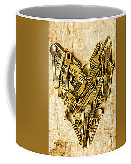 Made With Love Coffee Mug