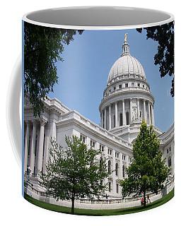 Madison Wi State Capitol Coffee Mug