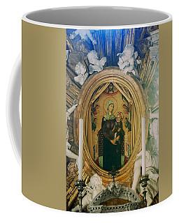 Madonna And Child  Coffee Mug by Eric Tressler