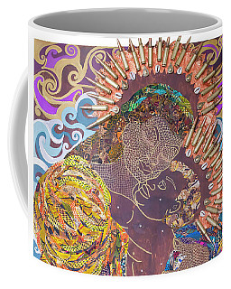 Madonna And Child The Sacred And Profane Coffee Mug