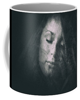 Coffee Mug featuring the photograph Madonna by Michel Verhoef