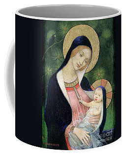 Madonna Of The Fir Tree Coffee Mug
