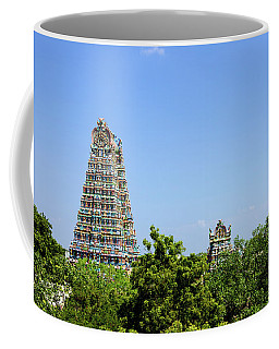 Gopuram Coffee Mugs Fine Art America