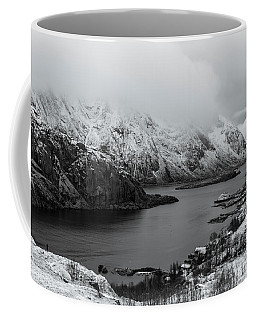 Coffee Mug featuring the photograph Maervoll by Alex Lapidus