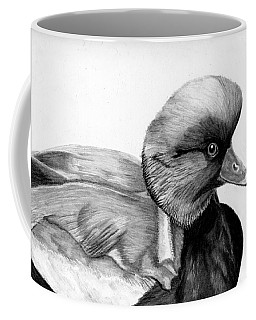 Red Crested Pochard Coffee Mug