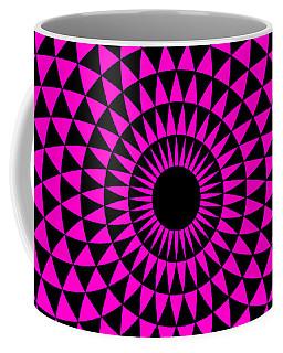 Magenta Balance Coffee Mug