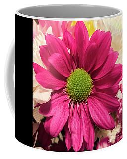 Magenta Chrysanthemum Coffee Mug
