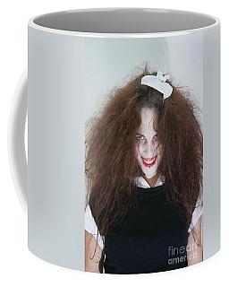 Magenta During A Rhps Performance Coffee Mug