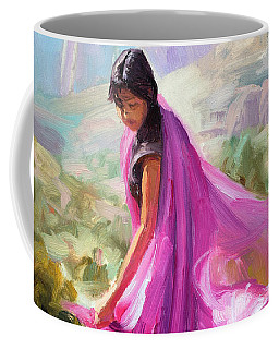 Magenta In Zion Coffee Mug