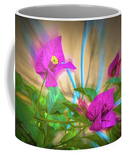 Magenta Magic Coffee Mug by Mark Dunton