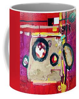 Magenta Minute Coffee Mug