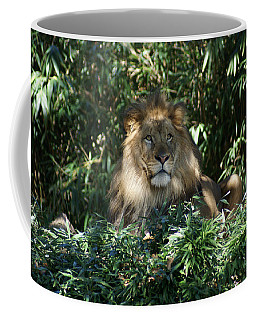 Magestic Lion Coffee Mug
