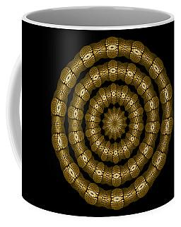 Magic Brass Rings Coffee Mug