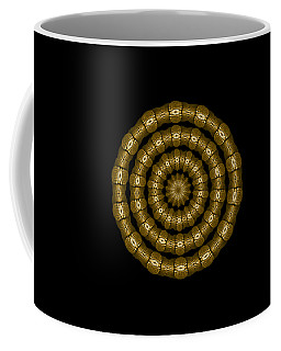 Magic Brass Rings Coffee Mug