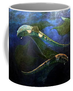 Magic Fish Coffee Mug