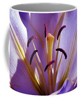 Magic Floral Poetry Coffee Mug