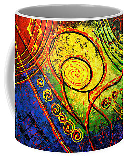 Magic Guitar Coffee Mug